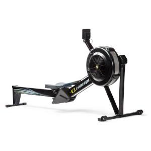 Concept2 Rower D Nero  (PM5)