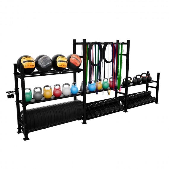 Multifunctional Storage Rack XL Multi-Rack Lacertosus