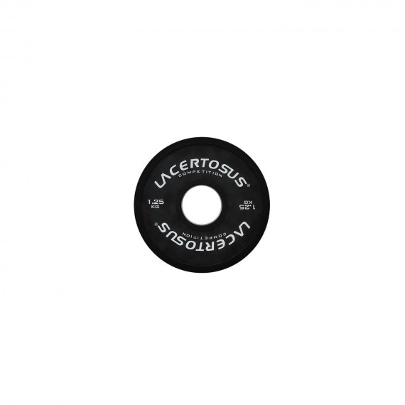 Competition Fractional Plate 1.25 Kg Competition (0.5-2.5Kg)
