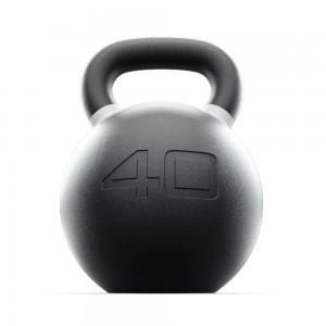 Kettlebell Russian Black 40  kg-II