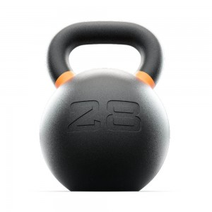 Kettlebell Russian Black 28 kg Russian Black Lacertosus