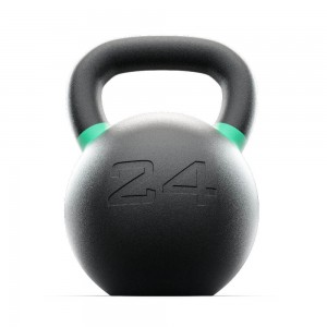 Kettlebell Russian Black 24 kg Russian Black Lacertosus