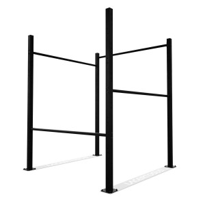 C-RIG1 Outdoor/Indoor Calisthenics RIG Lacertosus