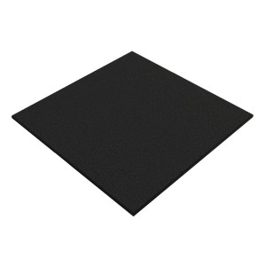 Rubberized floor 15 mm RAW LINE
