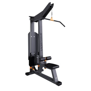 Lat Pulldown Club Line Lacertosus® (Selector) Gym accessories