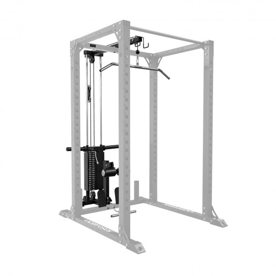 Lat Machine per Power PRO Accessori Power-Racks Lacertosus