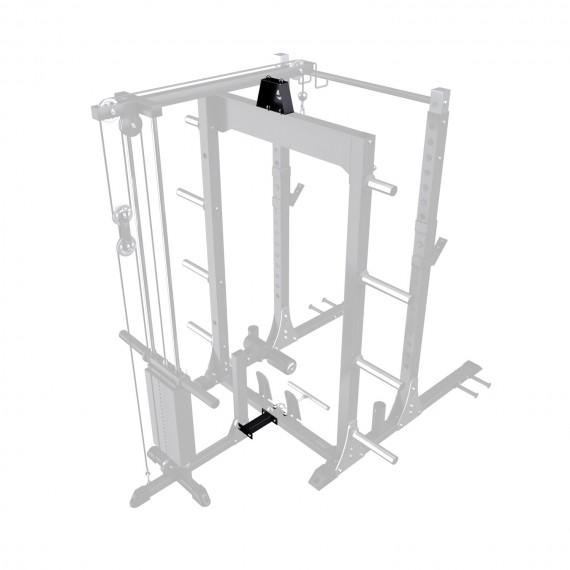 Half Rack - Adattatore per Lat Machine Accessori Half Rack