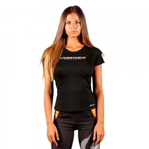Women's T-shirt  M Black