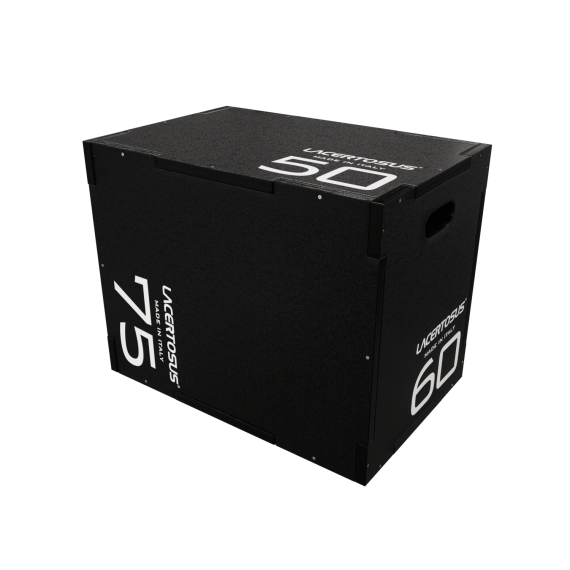 Plyometric box ELITE - BLACK