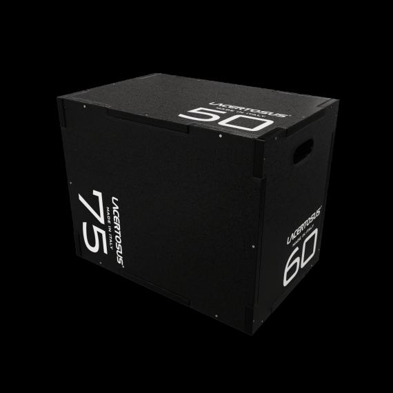 Plyometric box ELITE - BLACK