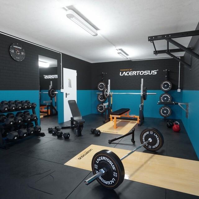 Are you ready to train today?💪 #Homegym powered by Lacertosus#lacertosus #garagegym #lacertosusequipment #garagegym #palestraacasa #home #fitness #gym #training #trainingday #allenamento #allenamentoacasa #workout #powerrack #rack #power #panca #bumper #pullups #pancapiana #muscle #allenamentofunzionale #bodybuilding #powerlifting #functionaltraining #crosstraining #bilanciere #madeinitaly #fitnessmotivation💻Web: www.Lacertosus.com ✉Preventivi e informazioni: info@lacertosus.com 🚚Trasporti attivi in tutta Italia ed estero ➡️Taggaci nelle tue foto @lacertosus_equipment