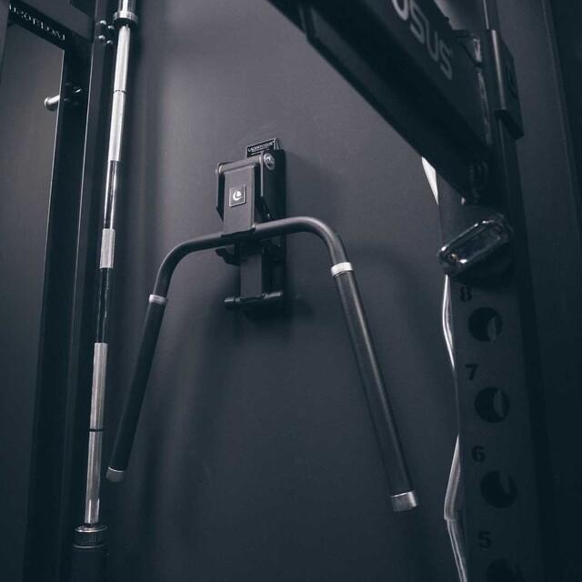 DIP pieghevole ▪ Con un semplice gesto passa dalla posizione di riposo a quella di lavoro, senza l'uso di attrezzi e garantendo una stabilità senza confronti, proprio come una normale DIP autoportante🇬🇧 Foldable DIP - With a simple gesture it switches from the rest position to the working position, without the use of tools and guaranteeing an unmatched stability, just like a normal self-supporting DIP#lacertosus #garagegym #lacertosusequipment #garage #home #fitness #gym #wortkout #motivation #training #foldable #pocospazio #salvaspazio #foldable #dip #pullups #rack #panca #kettlebell #dumbells #functionaltraining #bodybuilding #crosstraining #pavimentogommato #dipfoldable #allenamento #palestra #palestraitalia #palestraincasa💻Web: www.Lacertosus.com ✉Preventivi e informazioni: info@lacertosus.com 🚚Trasporti attivi in tutta Italia ed estero ➡️Taggaci nelle tue foto @lacertosus_equipment