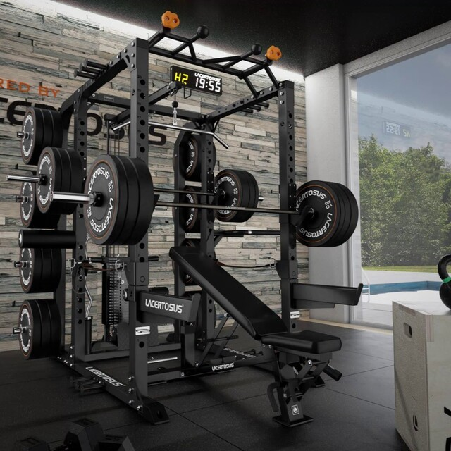 PRO POWER RACK ▪ Il potere della personalizzazione estrema. Parti dal possente corpo base, scegli tra i numerosi accessori e realizza la tua personale #homegym 💪💥SPEDIZIONE GRATUITA con l'acquisto del PRO POWER RACK (fino al 31/03)🇬🇧 Power Rack ▪ The power of extreme customization. Begin from the mighty basic body, choose from the numerous accessories and create your personal Home Gym#lacertosus #lacertosusequipment #garagegym #palestraacasa #home #fitness #gym #training #trainingday #allenamento #allenamentoacasa #workout #powerrack #rack #power #panca #bumper #pullups #pancapiana #muscle #allenamentofunzionale #bodybuilding #powerlifting #functionaltraining #crosstraining #bilanciere #madeinitaly #fitnessmotivation #equipment💻Web: www.Lacertosus.com ✉Preventivi e informazioni: info@lacertosus.com 🚚Trasporti attivi in tutta Italia ed estero ➡️Taggaci nelle tue foto @lacertosus_equipment
