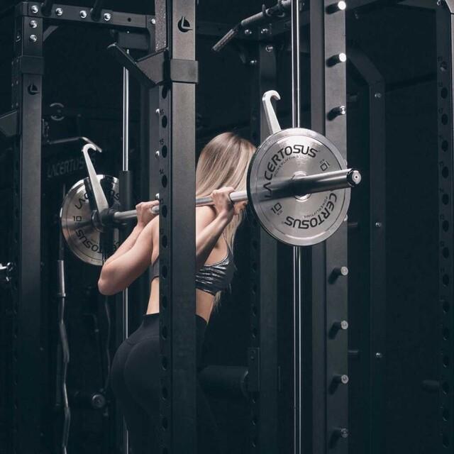 In arrivo la nuova Smith Machine! L'abbinamento perfetto per il tuo Pro Power Rack 💪🇬🇧 The new Smith Machine for Power Rack Pro is on its way, the perfect match for your Pro Power Rack#lacertosus #lacertosusequipment #equipment #homegym #garagegym #gym #fitness #workout #training #crossfit #crosstraining #functionaltraining #allenamentofunzionale #powerlifting #bodybuilding #powerrack #power #rack #latmachine #smith #smithmachine #smithmachinesquats #legday #designinitaly💻Web: www.Lacertosus.com ✉Preventivi e informazioni: info@lacertosus.com 🚚Trasporti attivi in tutta Italia ed estero ➡️Taggaci nelle tue foto @lacertosus_equipment